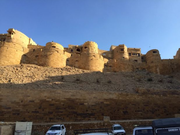The Jaisalmer Fort