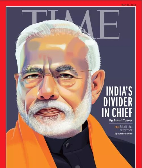 Picture Credit : Time Magazine