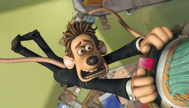 Dreamworks Flushed Away