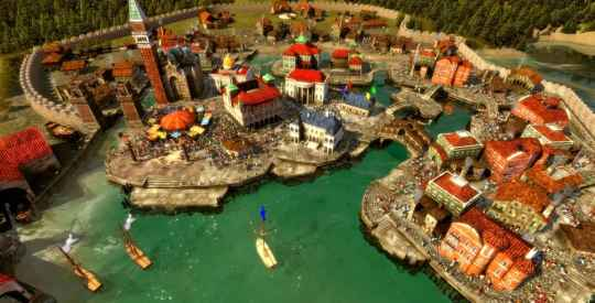 rise of venice town