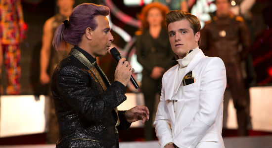 Hunger Games Peeta Cesar
