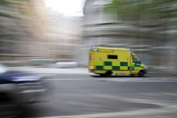 benjamin ellis ambulance