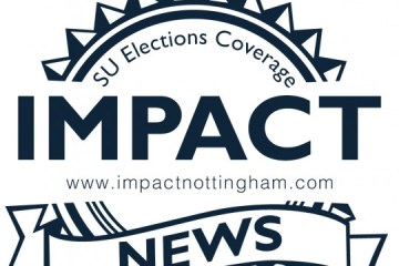 Impact News SU Election Logo 2014