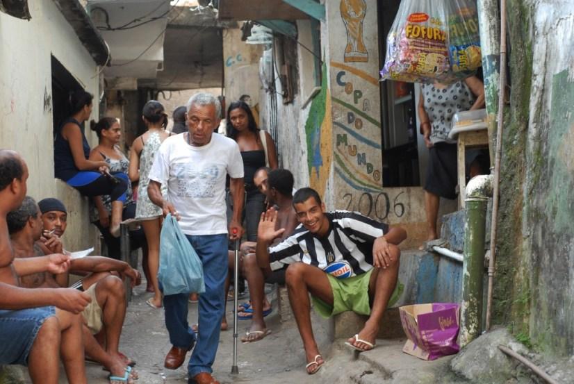 Moradores da Rocinha (1)