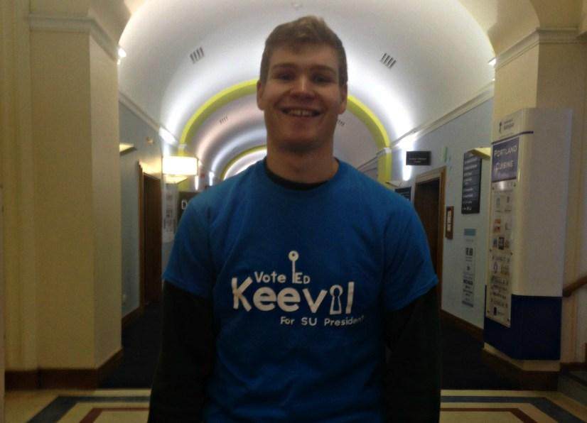 Ed Keevil
