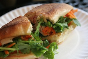 Lunchbox bahn mi Young sok yun