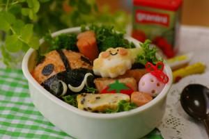 Lunchbox bento Mela Eckenfels