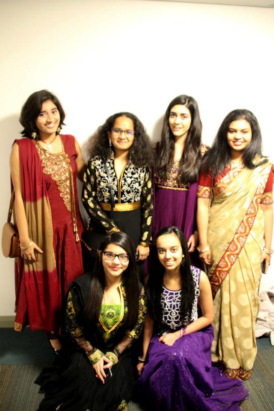 Ashwini, Srishti, Shamima, Pryia, Nikhita, Shreyashi
