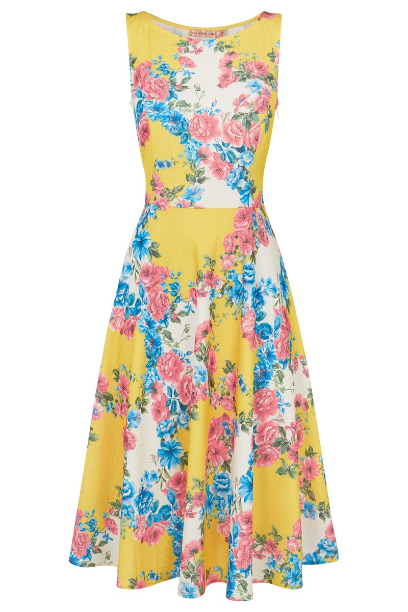 Traffic People - Sass and Sunshine - Twirl Dress 28