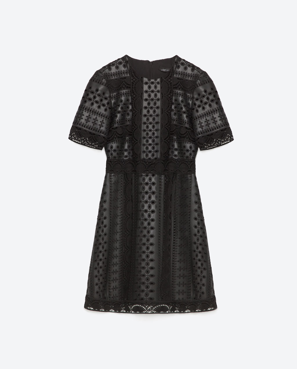 Zara - EMBROIDERED DRESS 59.99