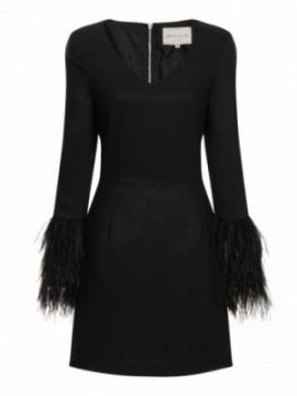 lavish alice feather dress mk