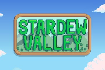 Stardew Valley: developed ConcernedApe and published by Chucklefish Games