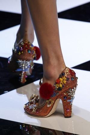 dolce et gabbana shoe