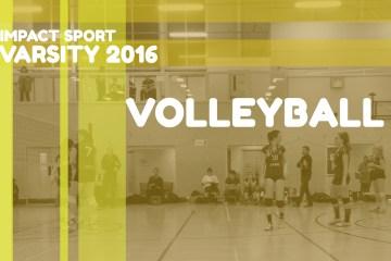 VARSITY - VOLLEYBALL