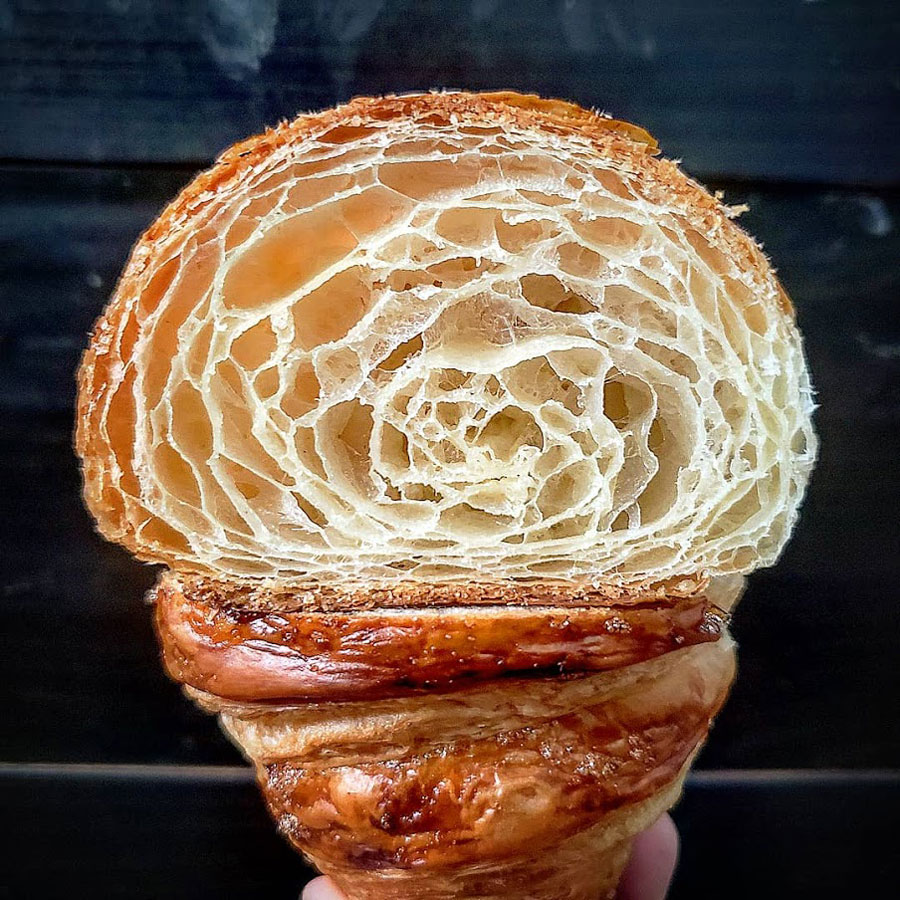 Algebra and Croissants 4