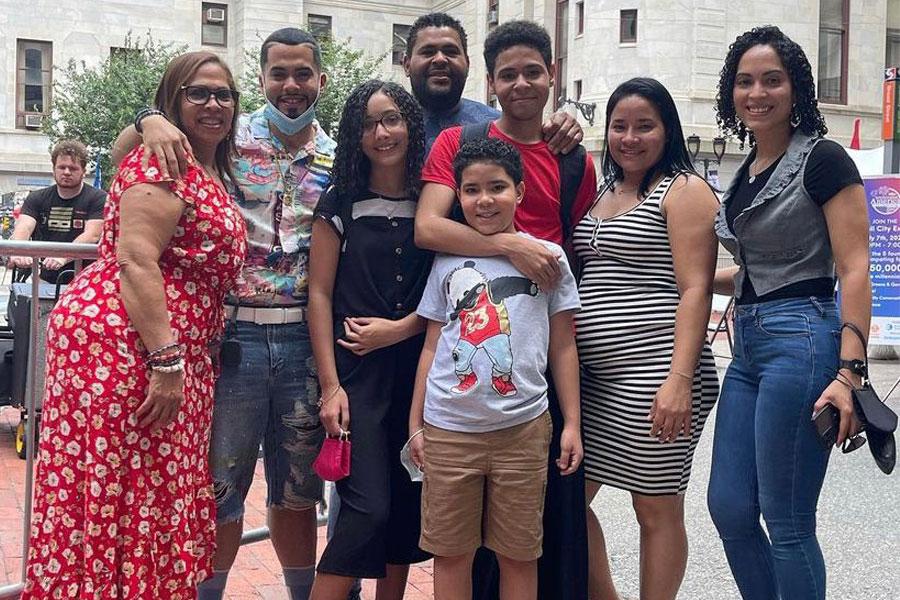 Hispanos son parte del Festival Welcome America de Filadelfia que celebra el Día de la Independencia 2