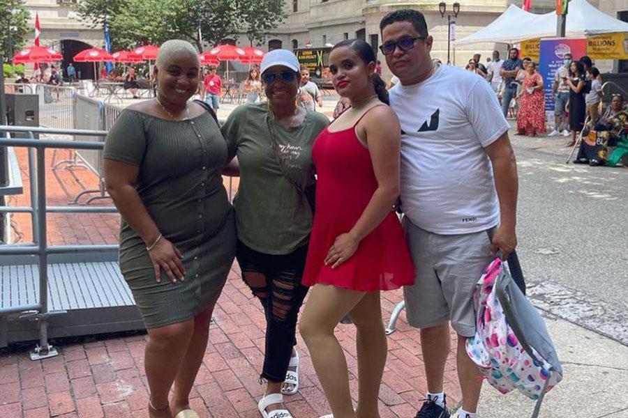 Hispanos son parte del Festival Welcome America de Filadelfia que celebra el Día de la Independencia 4