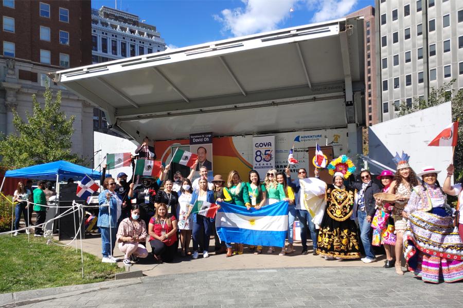 Primera Feria Latinoamericana 6