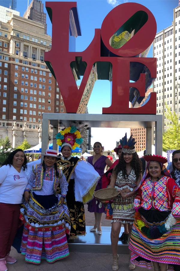 Primera Feria Latinoamericana 14