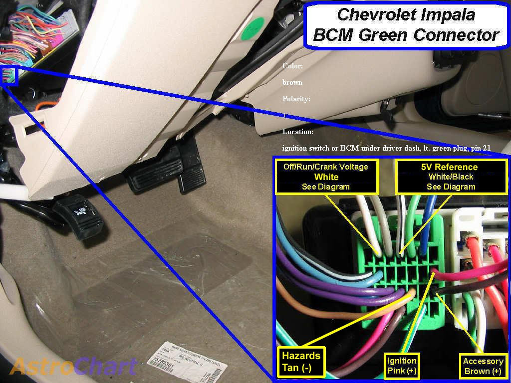 2013 Chevy Impala Wiring Diagram