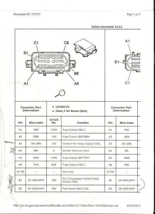 small resolution of fuse likewise 2007 chevy impala engine diagram further 2001 chevy