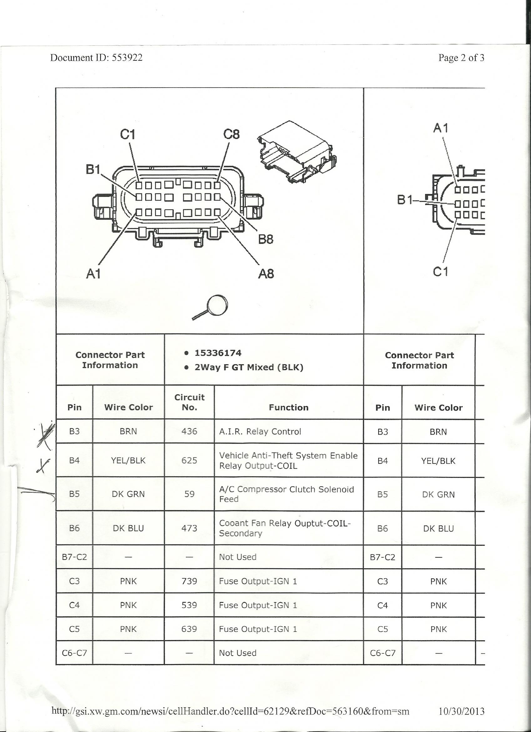 hight resolution of 04 chevy impala fuse diagram