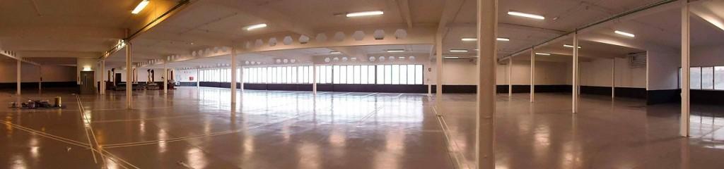 paviment continu garatge ford sabadell pintat paviment parets tractament ignifug bigues impapol resin