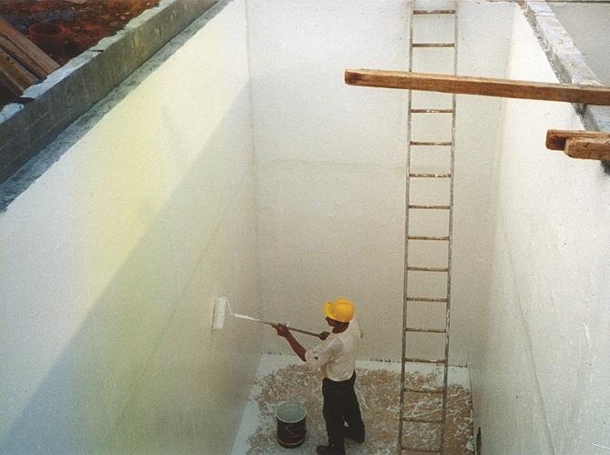 Impermeabilització dipòsit industrial certificat potabilitat i diposits resistents a àcids i productes quimics