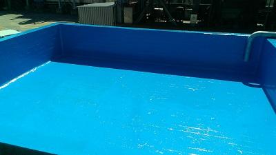 impermeabilización deposito industrial resistente liquidos corrosivos acidos y quimicos