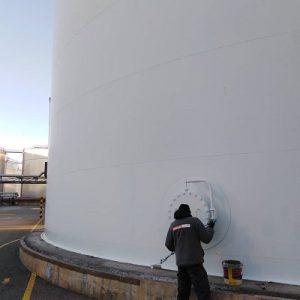 deposito meroil mantenimiento impermeabilizacion barcelona