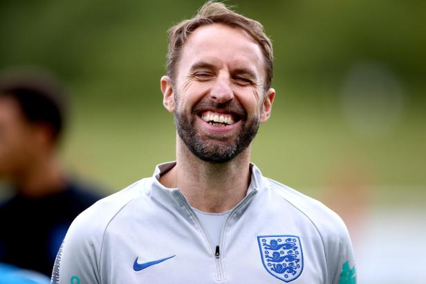 Gareth Southgate talks up England's attacking options | Impartial ...