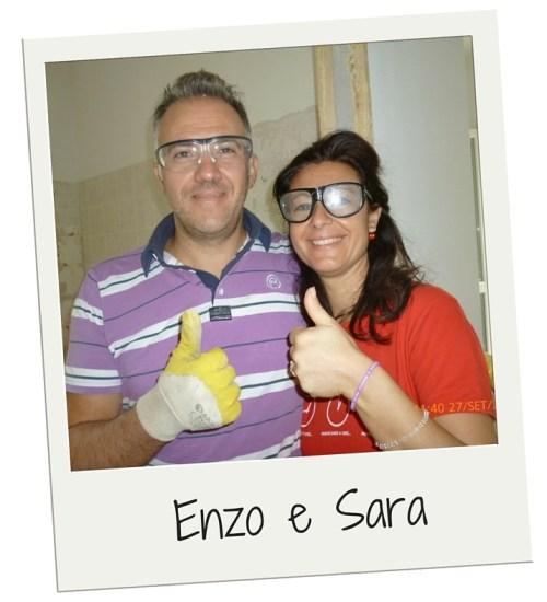 Impatto Zero - Civico 2 - Una casa per Enzo e Sara