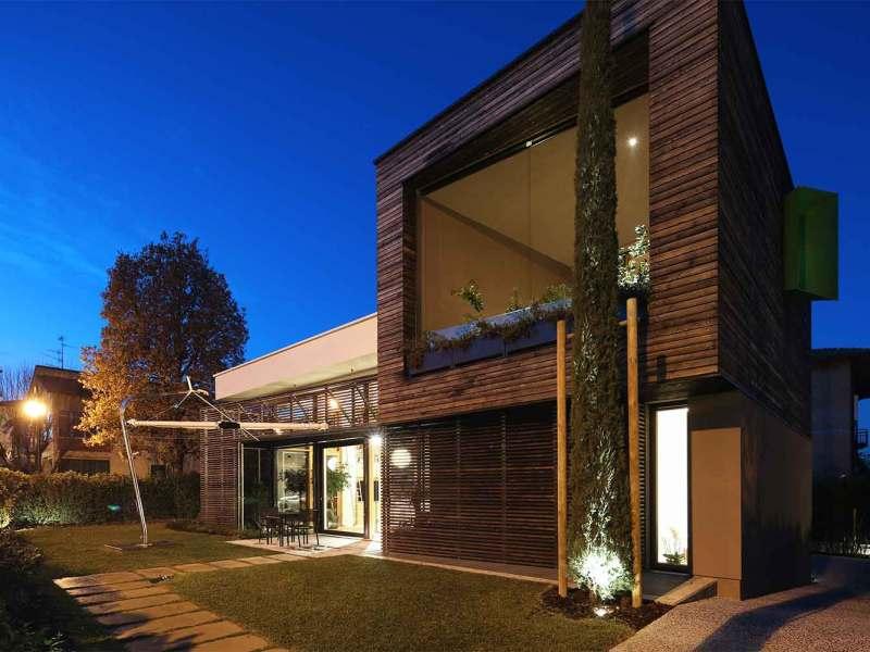 Progetti Impatto Zero: Villa B Albinea