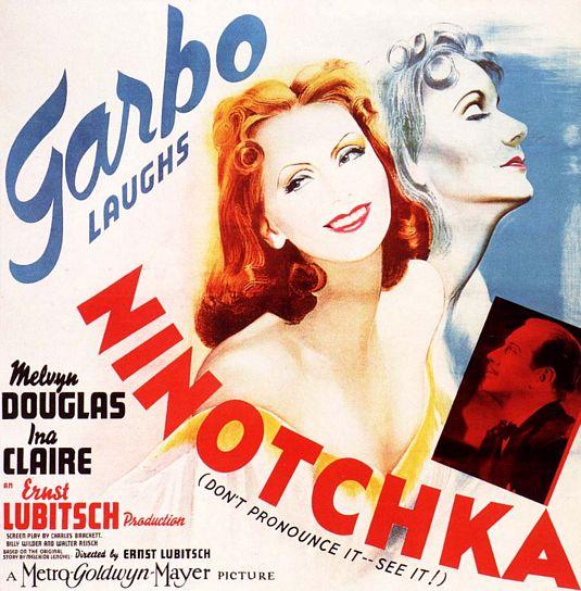 Ninotchka Movie Poster