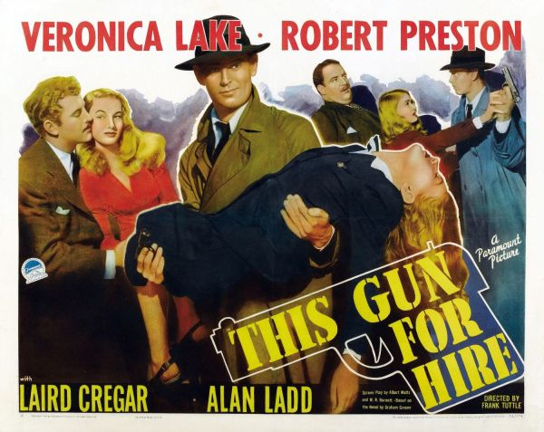 Gun Hire #3 Of 6 Extra Large Movie Poster - Imp Awards