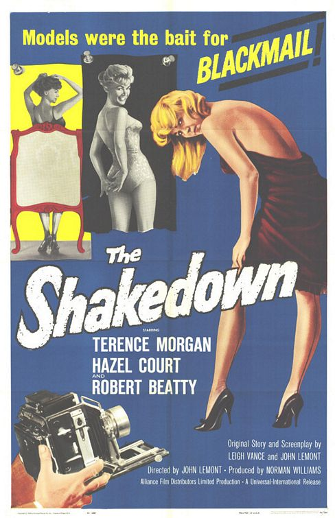 The Shakedown Movie Poster