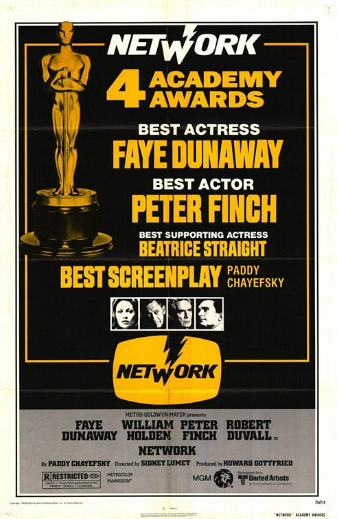 network movie poster 2
