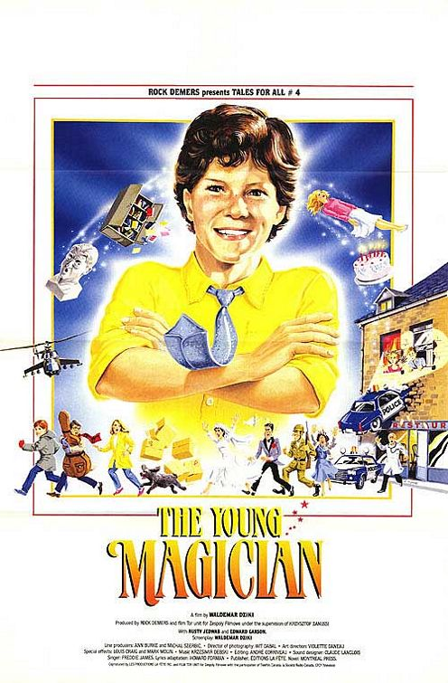 The Young Magician Movie Poster