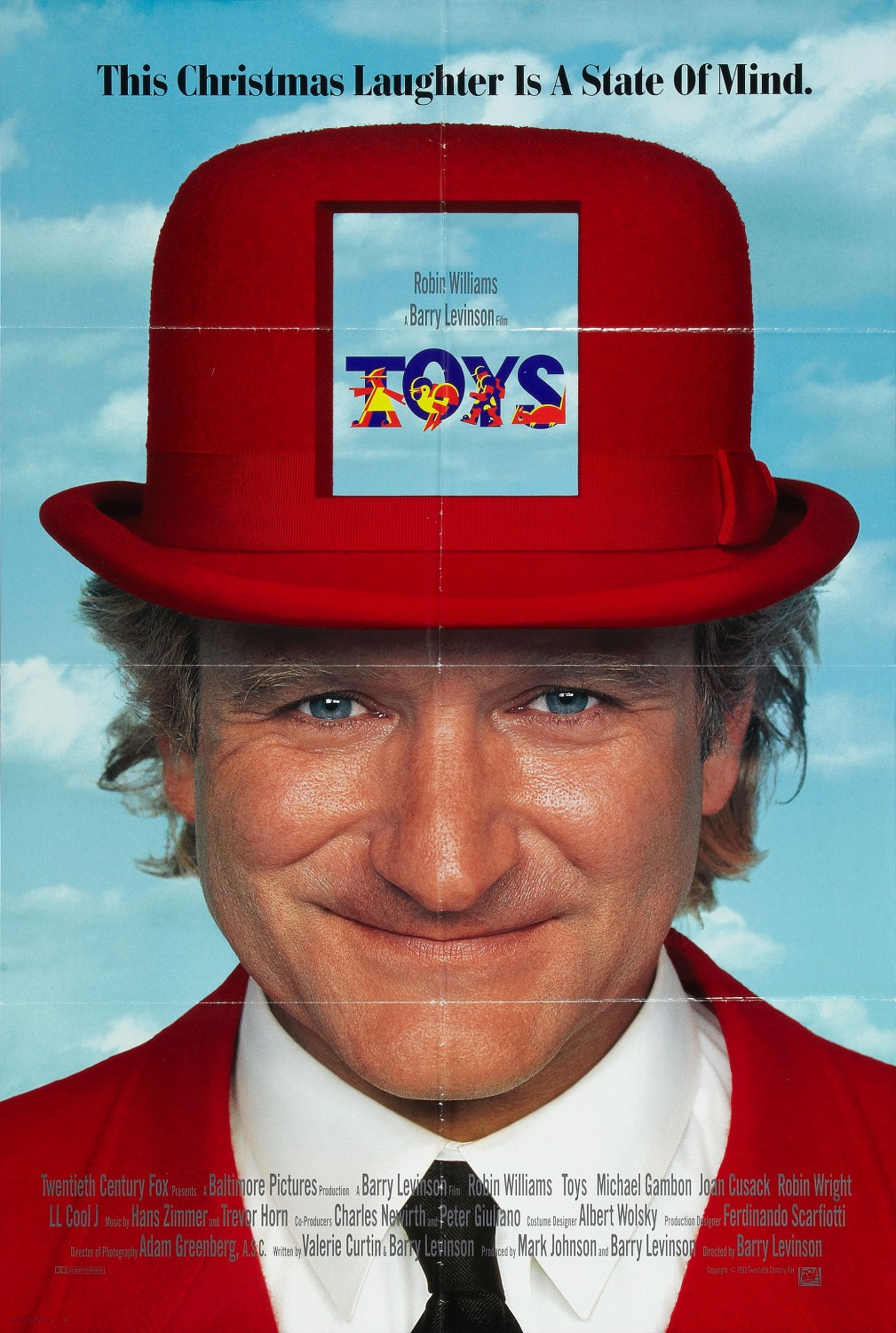 Image result for toys movie poster