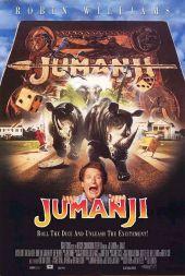 Resultado de imagem para jumanji poster