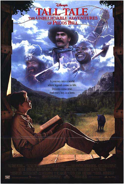Tall Tale The Unbelievable Adventures Of Pecos Bill Movie