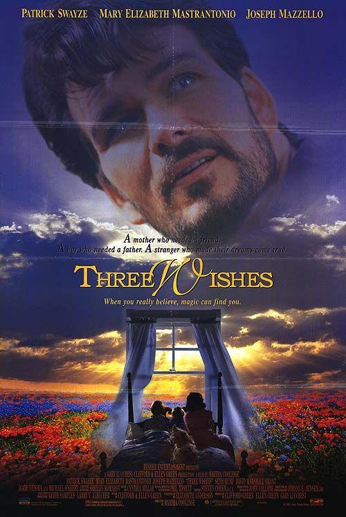 Three Wishes Movie Poster IMP Awards