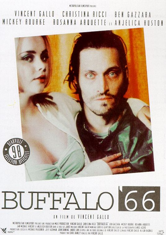 Image result for buffalo 66 poster
