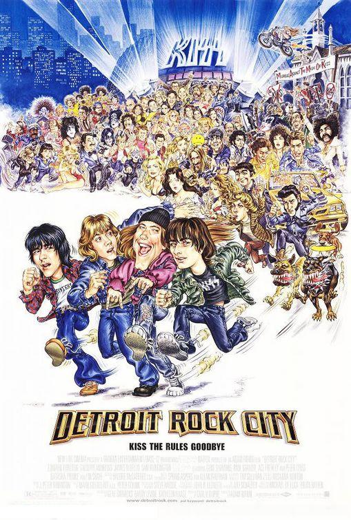 Detroit Rock City movie