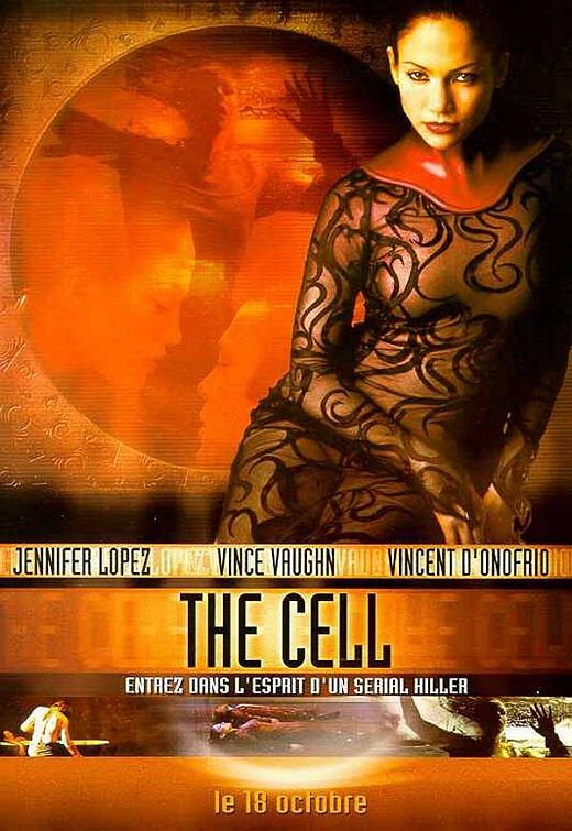 The Cell Movie Poster 5 of 8  IMP Awards