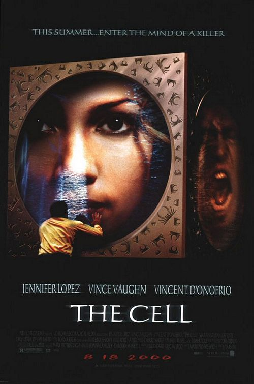 The Cell Movie Poster 7 of 8  IMP Awards