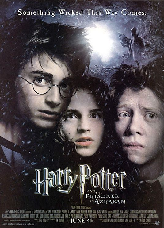 Image result for harry potter and the prisoner of azkaban poster