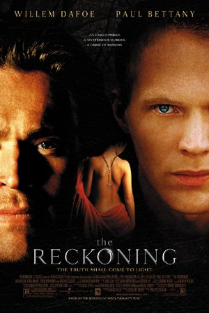 "It's a poster...for ""The Reckoning"""