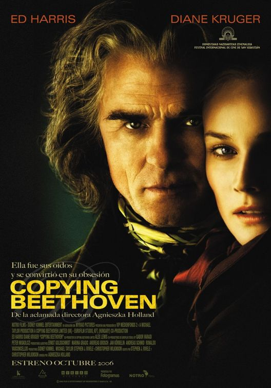 Copying Beethoven movie