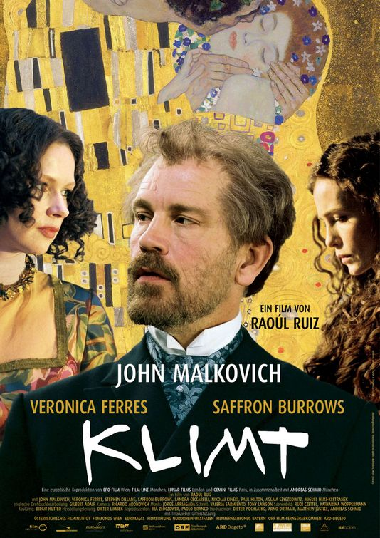 Klimt Poster - Click to View Extra Large Image